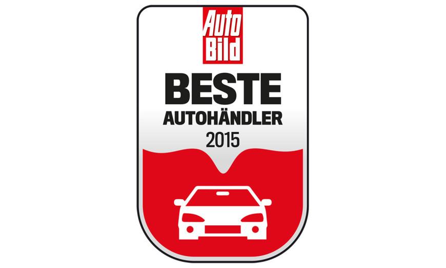 AUTOBILD Beste Autohändler 2015