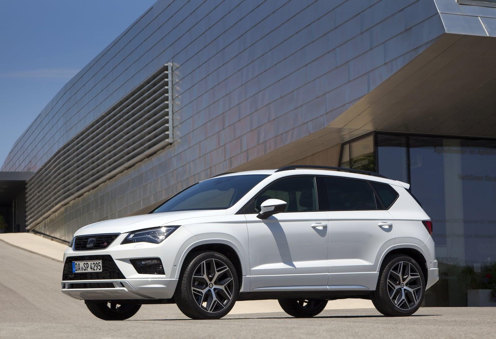 Seat Suv Ateca >> SEAT Ateca FR – der sportliche SUV für sportliche Fahrer ...