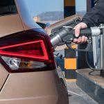 SEAT Ibiza TGI - CNG tanken
